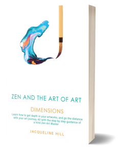 Zen and the Art of Art: Dimensions Cover Draft