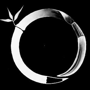 Zen and the Art of Art white logo