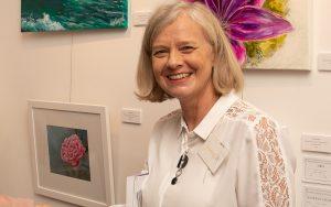 Teacher, Jacqueline Hill