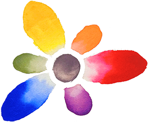 Learn Watercolour Gradient Painting